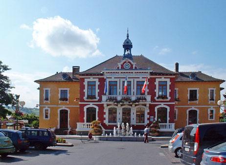 Mairie Douvaine