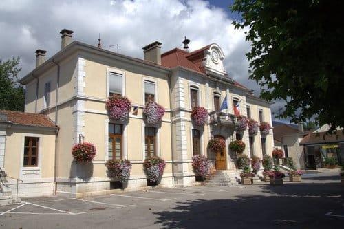 Hotel de ville Thoiry